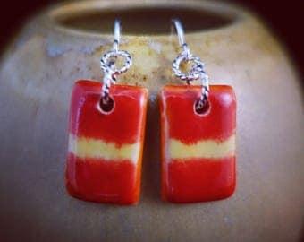 Art Tile Earrings 7