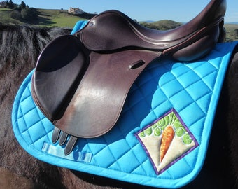 Be Courageous! From The 24 Carrot Collection: All Purpose Saddlepad CA-77
