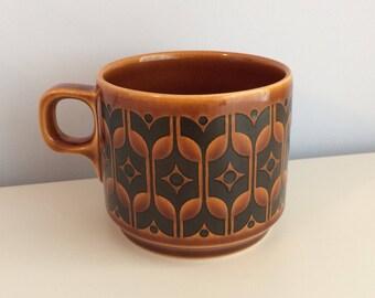 Retro Hornsea Heirloom Coffee Cup