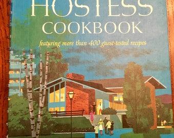 60s Hostess Cook Book