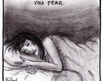 Everything You Fear CARTOON