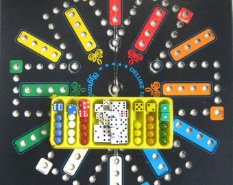 aggravation . aggravation board game . 1970 . Lakeside Industries. game pieces