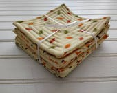 Set of 8 Quilted Coasters...
