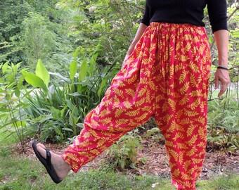 Harem Pants, Hammer Pants, Sufi Pants