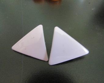 lavender triangle clips