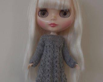 BLYTHE  DRESS,  Blythe Outfit  Blythe Dress, Blythe clothes, Blythe knitted Dress