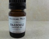 Razzouli - Perfume Oil - Raspberry Puree, Ruby Red Grapefruit, Dark Patchouli