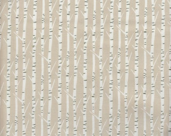 Moda Fabrics Big Sky Birch in Stone - Half Yard