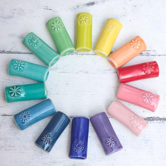 bud vase pen/flower magnet, your choice of color