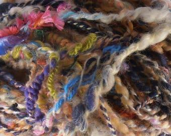 Multico 2: handspun art yarn