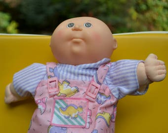 "Vintage 13"" Cabbage Patch Preemie Baby Doll"