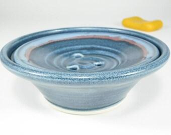 Draining Dish - Draining Soap Dish - Self Draining Dish - Soap Dish - Drainer Dish - Soap Drainer - Soap Dish Drain - In Stock