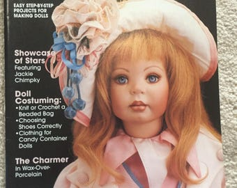 Doll Crafter magazine; May 1999 issue