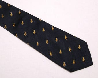 Men's J. Press Vintage Silk Necktie - Made in Ireland