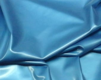 Pearlsheen Blue Latex Sheeting, .25 mm gauge, end of roll piece 22 x 39 inches