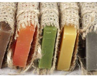 Soap Ends, Soap Sampler, Travel Soap, Bulk Soap, Discounted Soap, Bulk Soap