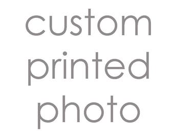 Physical Print Photo Choice of Image and Size 4x6 to 16x20