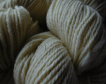 100% Coopworth Sheep Farm Raised Wool Milkmaid