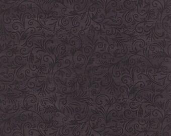 SALE Black Tonal Solid El Gallo Fabric - Moda - Deb Strain - 19692 12
