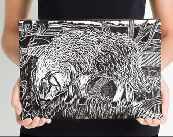 Dartmoor Sheep Studio pouch large