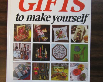 Better Homes and Gardens GIFTS to Make Yourself hardbound book