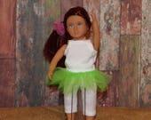 LORITUTU-) 01-02-03-04-05-06 ) 6.5 inch LORI doll clothes, cute TUTU sets 6 colors to choose from