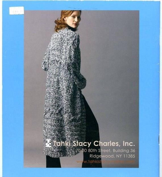 Zara plus filatura di crosa tsc knitting pattern