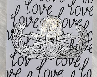 SR EOD Love art