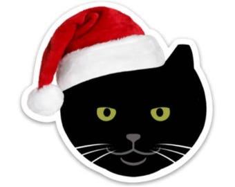 Santa Paws OT Magnet - 100% to #foodforferals
