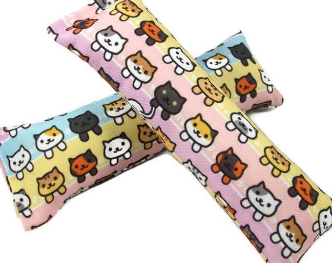Featured listing image: Eco-Kicker Catnip Cat Toy - Neko Atsume