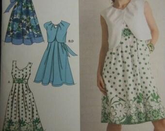 Summer Dresses--Multi Sz 8-14 Uncut Patt HARD Find--40-70% off Year End CLEARANCE SALE
