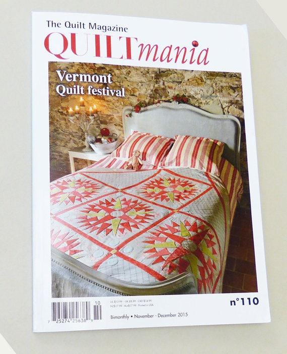 Quilt mania/Quiltmania Magazine/make quilts/European : quilt mania magazine - Adamdwight.com