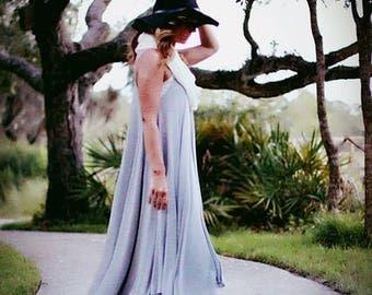 S M Sale Boho gypsy wanderlust tunic dress, boho beach girl Sundress, romantic clothes french market shabby cottage chic True rebel clothing