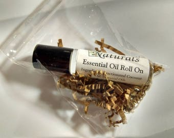 Set of 20 Favors, Lavender Pure Essential Oil Rollers, Roll Ons Perfume, All Natural Aromatherapy