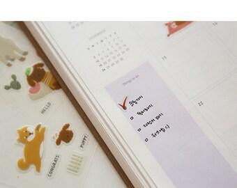 Cute stickers -alpaca or  dinosaur
