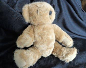 Soft Tender Heart Teddy, Brown Teddy, 12 inch Brown Teddy, Jointed Teddy, Teddy for Adults, New Fluffy Teddy