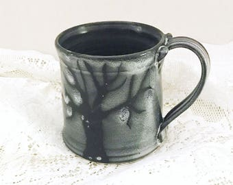 Coffee Cup Tea Hot Chocolate Ceramic Clay Cup Black Coffee Cup