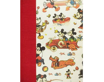 Baby Keepsake Memory Book Mickey and Mini Mouse