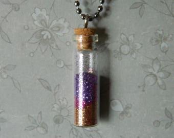 """Pendant """"Glitter Glam""""  #9"""
