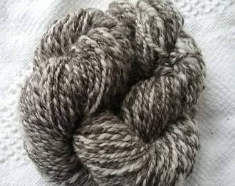 Cookies 'n' Cream Handspun All Natural Yarn