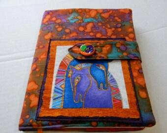 Laurel Burch Embracing Horses Journal