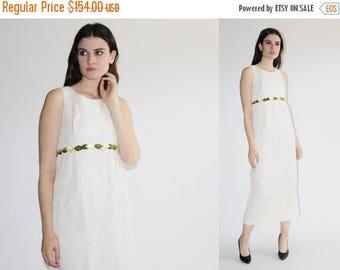 FLASH SALE - D - 60s Wedding Dress - Goddess Wedding Dress  - The Persephone Dress - 8031