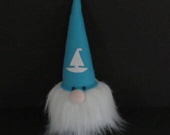 Nautical Gnome Seaside Gnome  Gnome Doll