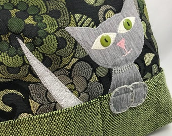 Cat Purse, Vet Tech Gift