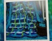 Zen Basket Quilt Pattern Booklet Instruction Tutorial for Strip Packs