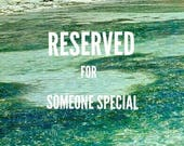 RESERVED FOR M.