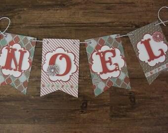 Noel Christmas Banner