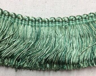 SALE  brush  fringe 4 yard piece  item #37