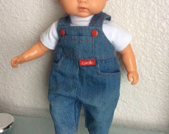 Vintage Corolle Doll 13""