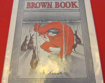 Magazine, Antique, Vintage, Fashions, Ads and Lots More: 1903, The Brown Book